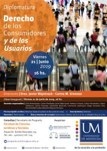 JURÍDICAS_Diplomatura Dº Consumidores y Usuarios (Afiche 2)